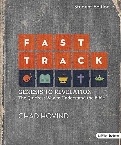 9781415878194: Fast Track - Student Leader Kit: Genesis to Revelation