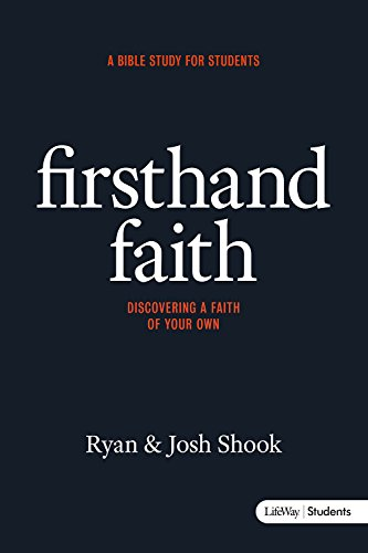 9781415878231: Firsthand Faith: Discovering a Faith of Your Own (Member Book)