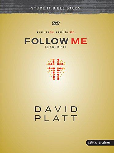 Follow Me - Student DVD Leader Kit: David Platt