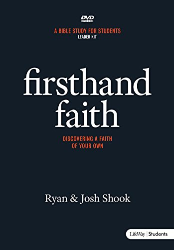 9781415878330: Firsthand Faith: Discovering a Faith of Your Own (DVD Leader Kit)