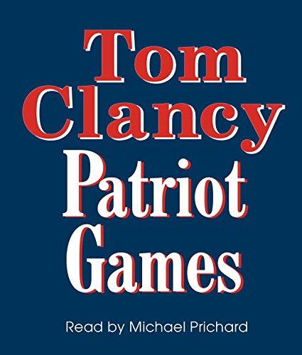 9781415900581: Patriot Games (Lib)(CD)