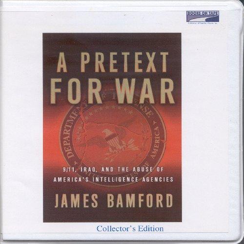 Pretext for War, a (Lib)(CD): Bamford, James