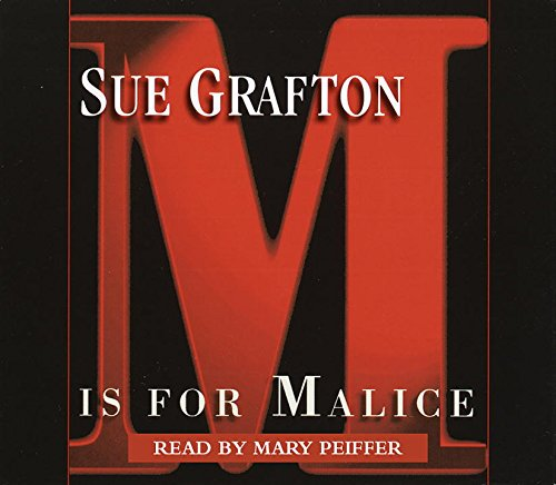 9781415901779: M Is for Malice (Lib)(CD)