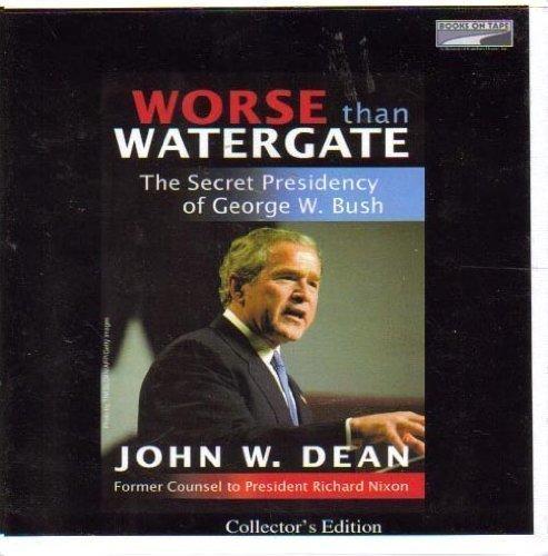 9781415902301: Worse Than Watergate (Lib)(CD)