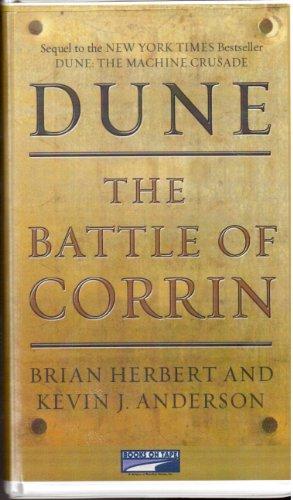 9781415903902: The Battle of Corrin (Dune)