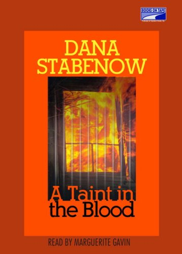 9781415905074: A Taint in the Blood Unabridged Audio Cd