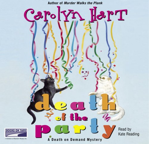 Death of the Party (Lib)(CD) (1415907870) by Hart, Carolyn