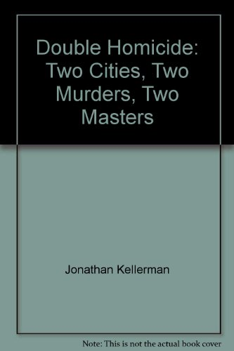 Double Homicide, Two Cities, Two Murders, Two Masters - Unabridged Audio Book on Tape