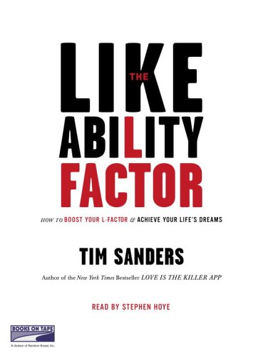 9781415915929: THE LIKE ABILITY FACTOR