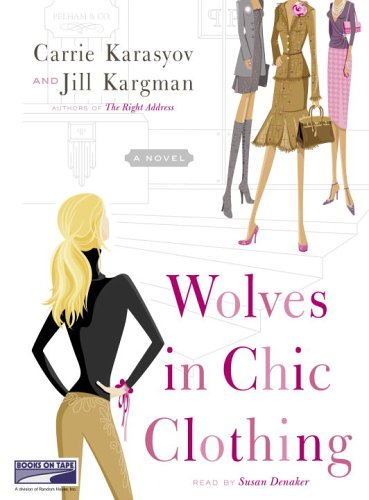 Wolves in Chic Clothing: jill Kargman