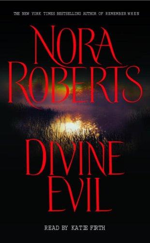 9781415916124: Divine Evil by Nora Roberts Unabridged MP3 CD Audiobook