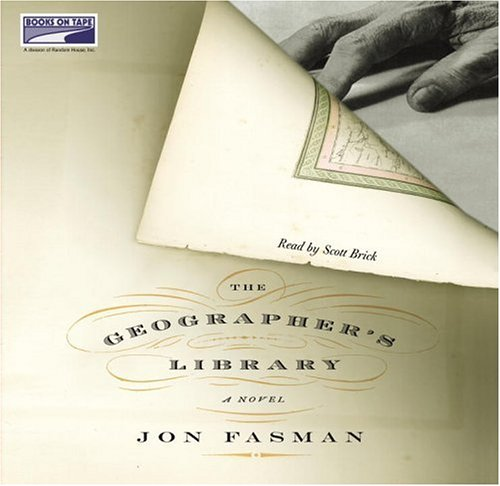 Geographer's Library (Lib)(CD) (1415916942) by Jon Fasman