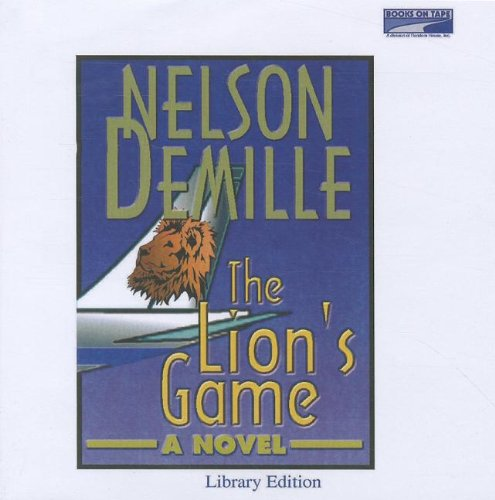 9781415917046: The Lion's Game