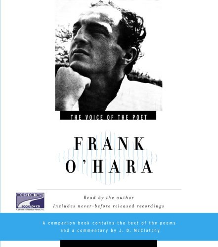 9781415920961: The Voice of the Poet: Frank O'Hara