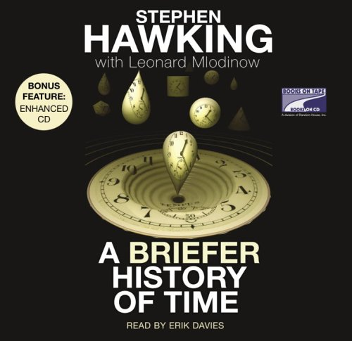 9781415924440: A Briefer History of Time
