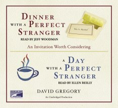 9781415930809: Dinner With a Perfect Stranger and Day With a Perfect Stranger, Complete and Unabridged, Collector's and Library Edition