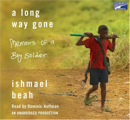9781415938034: Long Way Gone, a (Lib)(CD)