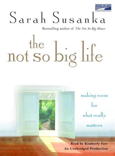 9781415940488: The Not So Big Life
