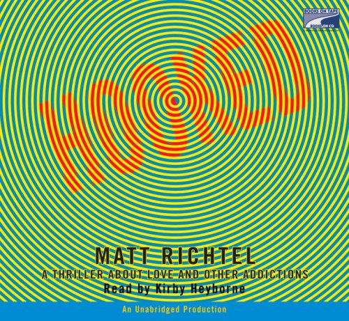 Hooked (Lib)(CD): Richtel, Matt