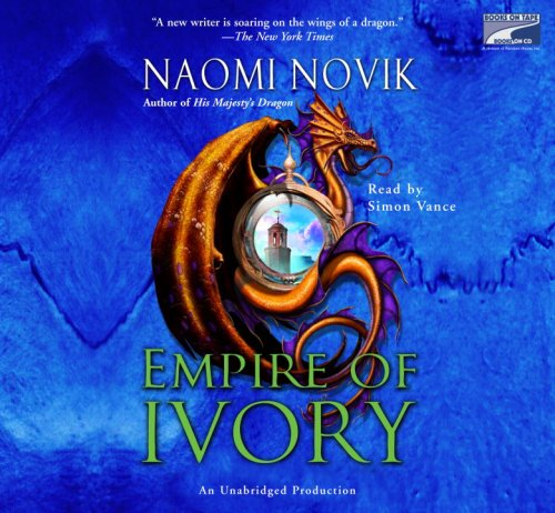 9781415942420: Empire of Ivory, Narrated By Simon Vance, 10 Cds [Complete & Unabridged Audio Work]