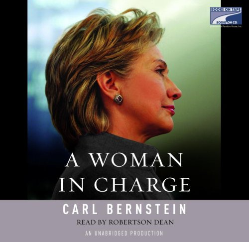 9781415945612: A Woman in Charge : the life of Hillary Rodham Clinton