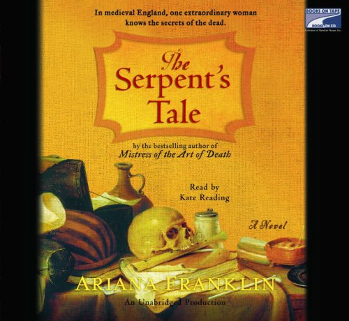The Serpent's Tale (1415947252) by Ariana Franklin