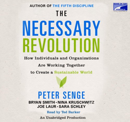 The Necessary Revolution (1415949158) by Peter Senge