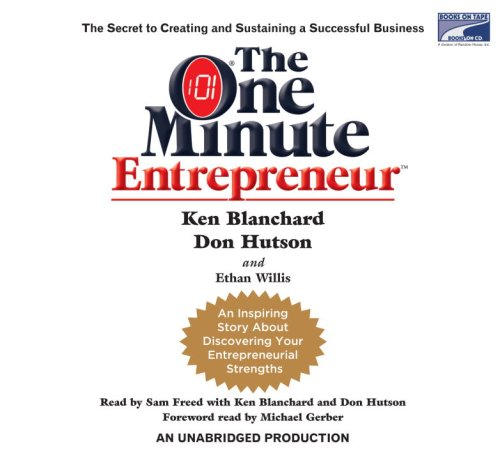 9781415949856: The One Minute Entrepreneur