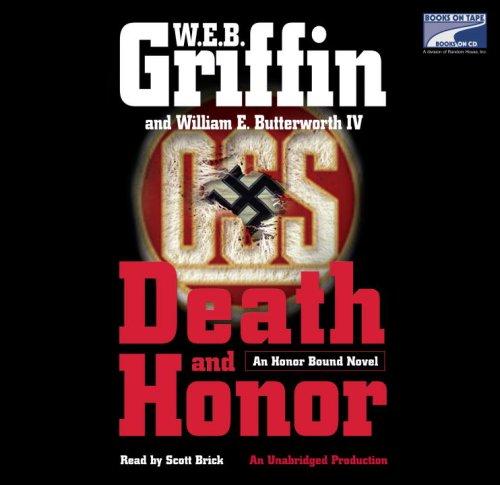 Death and Honor: Scott Brick (Narrator)