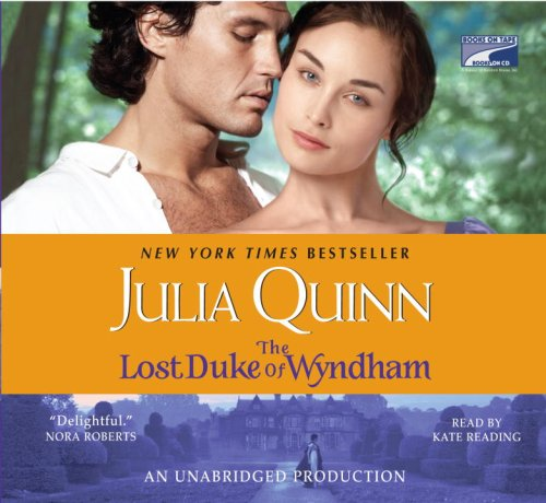The Lost Duke of Wyndham (9781415957912) by Julia Quinn