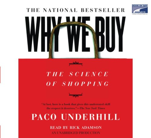9781415961278: Why We Buy: The Science of Shopping