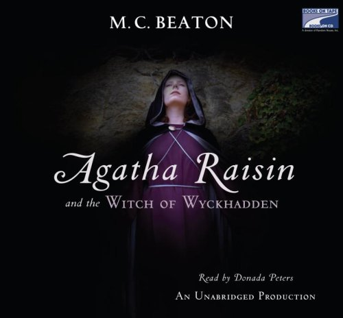 9781415961865: Agatha Raisin and the Witch of Wyckhadden