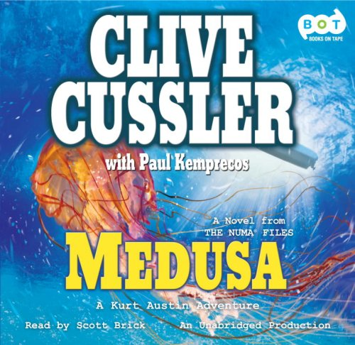 Medusa: Clive Cussler and Paul Kemprecos (Author