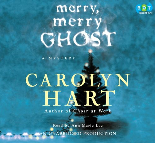 Merry, Merry Ghost a Mystery (1415967369) by Carolyn Hart