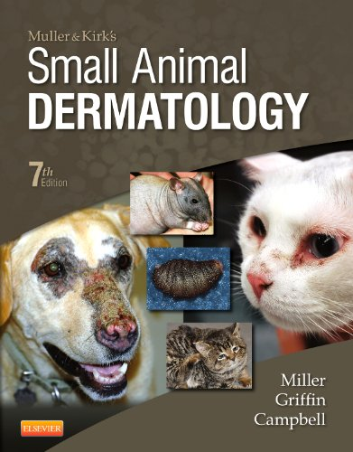 Muller and Kirk's Small Animal Dermatology, 7e: Miller Jr. VMD