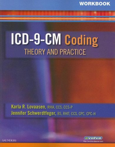 9781416001829: Workbook for ICD-9-CM Coding: Theory and Practice, 1e
