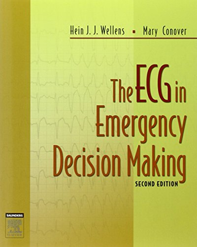 9781416002598: The ECG in Emergency Decision Making