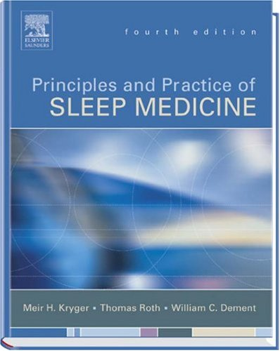 9781416003205: Principles and Practice of Sleep Medicine e-dition: Text with Continually Updated Online Reference (Principles & Practice of Sleep Medicine (Kryger))