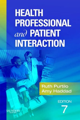 9781416022442: Health Professional and Patient Interaction