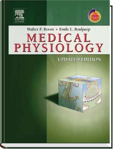 9781416023289: Medical Physiology: A Cellular And Molecular Approaoch (MEDICAL PHYSIOLOGY (BORON))