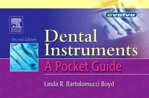Dental Instruments: A Pocket Guide: Linda Boyd