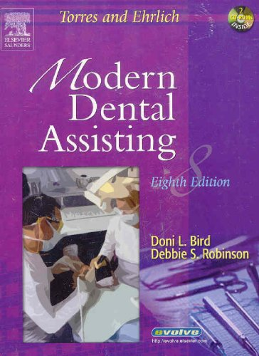 9781416023319: Torres And Ehrlich Modern Dental Assisting/ Modern Dental Assisting Workbook/boyd Dental Instruments: 8