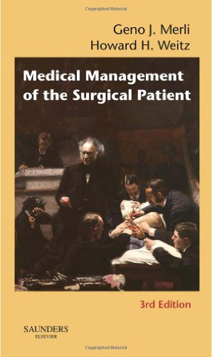 9781416023852: Medical Management of the Surgical Patient, 3e