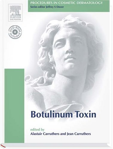 Procedures in Cosmetic Dermatology Series: Botulinum Toxin: Carruthers MD FRCSC,