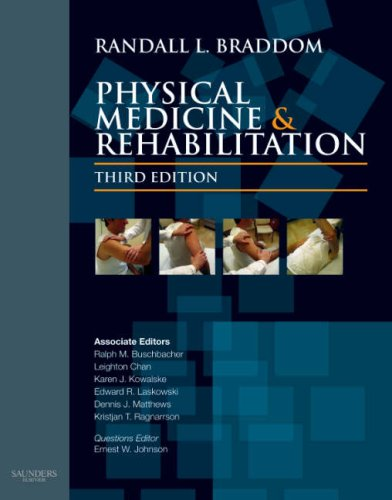 9781416026105: Physical Medicine and Rehabilitation