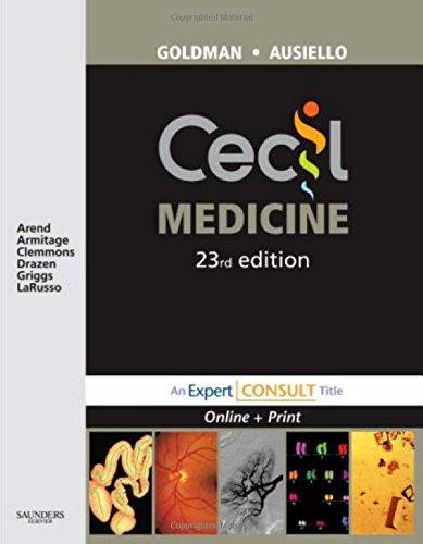 9781416028055: Cecil Medicine: Expert Consult