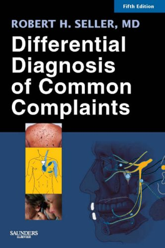 9781416029069: Differential Diagnosis of Common Complaints