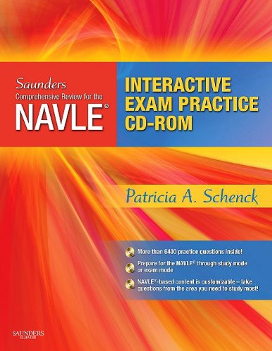 Saunders Comprehensive Review for the NAVLE® Board: Patricia Schenck DVM