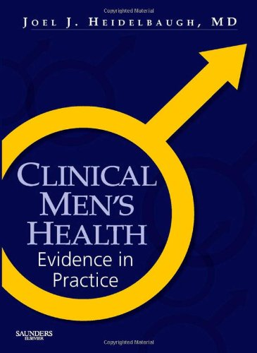 9781416030003: Clinical Men's Health: Evidence in Practice