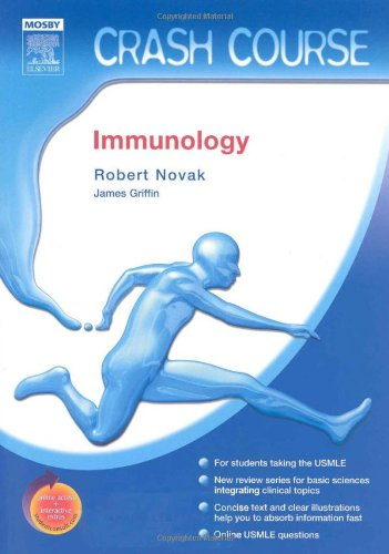 9781416030072: Crash Course (US): Immunology, 1e